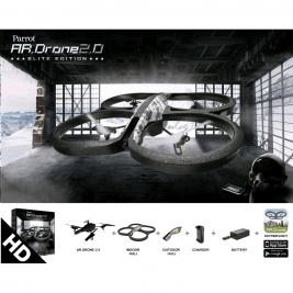 Parrot AR.Drone 2.0 Elite Edition Snow PF721801BI AR-DRONE2.0SN