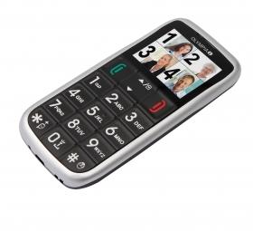 OLYMPIA Mobiltelefon VOX COLOUR,black