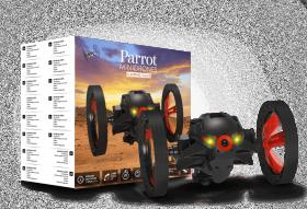 Parrot Jumping-S, black; PF724001AA   PA-JU-SU-B