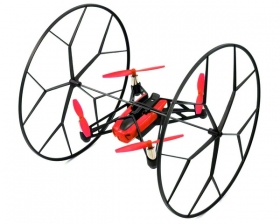 Parrot Rolling-S, red; PF723002AA  PA-RO-SP-R