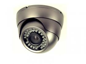 ანალოგური კამერა - 600tvl IR dome camera 2.8-12mm  BS-688W