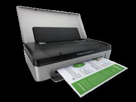 პრინტერი /HP Officejet 100 Mobile Printer / CN551A