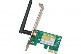 ვაირლეს ადაფტერი (შიდა) – TL-WN781ND, Tp-Link, 150Mbps Wireless