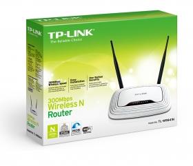 ქსელის გამანაწილებელი – TL-WR841N, TP-Link (WiFi)