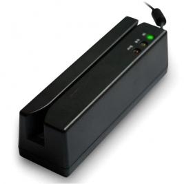 ბარათის წამკითველი – Magnetic card reader