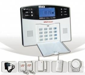 სიგნალიზაციის პანელი –  VIP-606 gsm alarm system,kit: mail panel