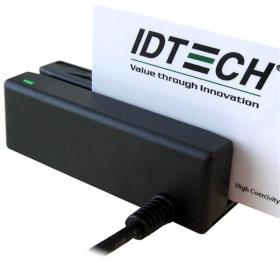 ბარათის წამკითველი –  IDTech MiniMag 2 IDMB - 334112 B